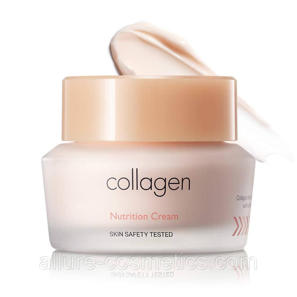 Крем для лица питательный с коллагеном IT'S SKIN Collagen Nutrition Cream 50ml