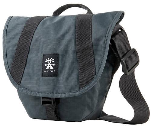 Оригинальная сумка для зеркальной фотокамеры CRUMPLER Light Delight 2500 (steel grey), LD2500-010