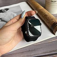 Смарт часы Smart Watch W4.Умные часы, В стиле Apple watch черные