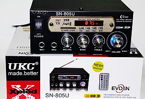 Усилитель AMP 805 + BT
