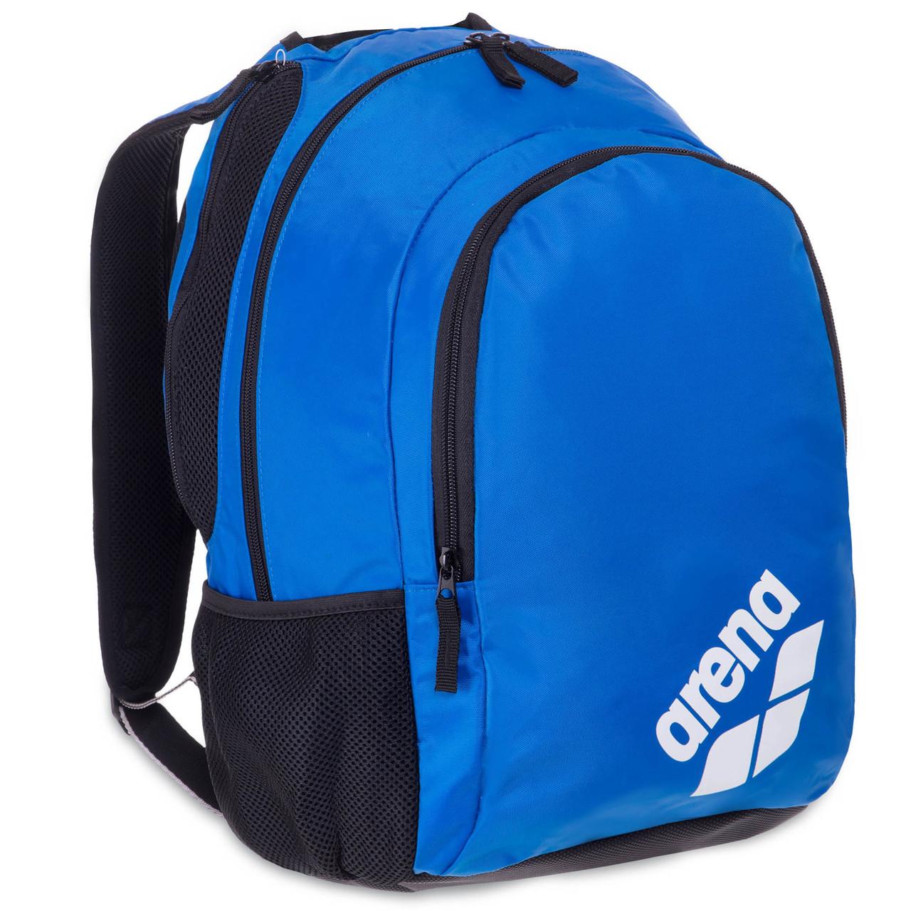 Рюкзак спортивний ARENA SPIKY 2 BACKPACK AR1E005-71 30л синій
