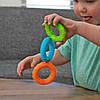 Іграшка тактильна Магнітні кільця Fat Brain Toys SillyRings 3 шт. (F269ML)
