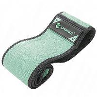 Гумка для фітнесу та спорту тканинна Springos Hip Band Size S FA0113, фото 1