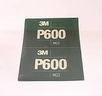 Абразивный гибкий полировальный лист 3м 34339, P600