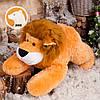 Плюшевый лев Симба лежащий, длина 110 см, фото 4