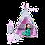 Вигвам Хатка комплект Мечта Розовый с серым - Стандарт, фото 2