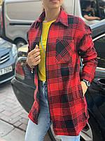 """Рубашка подростковая кашемировая AWESOME на девочку 6-14 лет (3цв)""""JUNIOR""""недорого от прямого поставщика"""