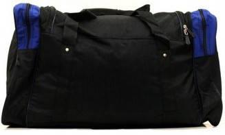 Вместительная удобная большая дорожная сумка из жатки 46 л. Wallaby 437-1