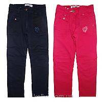 Детские утеплённые брюки на флисовой подкладке 104, 110, 122