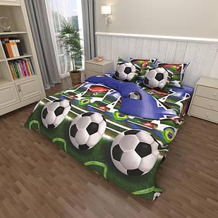 Футбол - Бязь Gold - Детский комплект