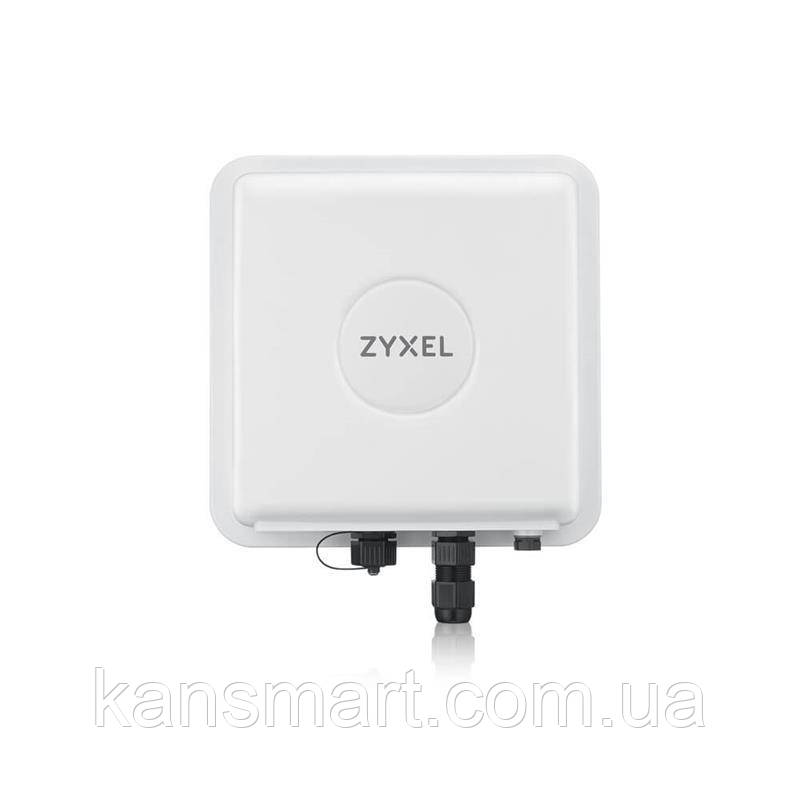 Точка доступу ZYXEL WAC6552D-S (WAC6552D-S-EU0101F) (AC1200, 1xGE, Smart Antenna, 2x2, 90 градусів, IP67,