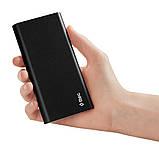 Універсальна мобільна батарея Ttec 10000mAh AlumiSlim S Black (2BB150S), фото 5