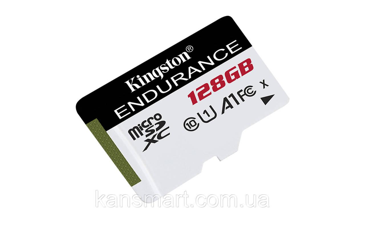 MicroSDXC 128GB UHS-I Class 10 Kingston High Endurance R95/W45MB/s (SDCE/128GB)