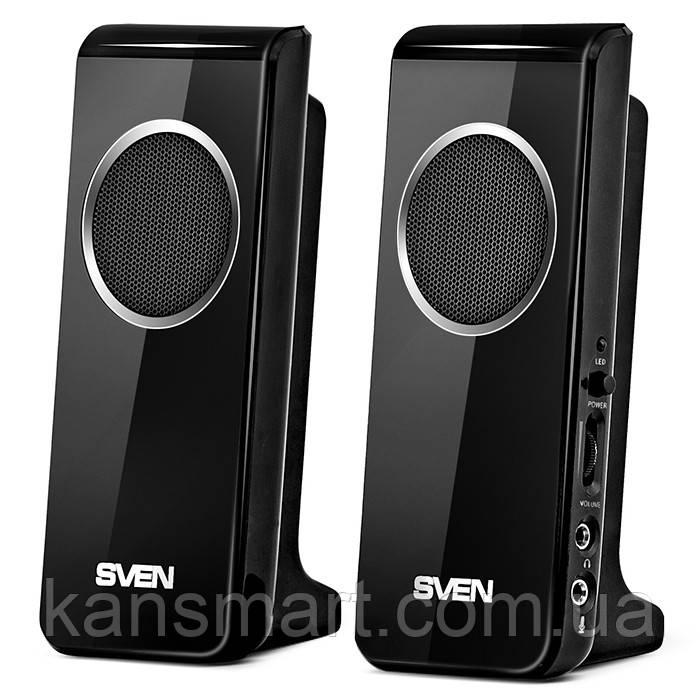 Акустична система Sven 314 Black USB UAH