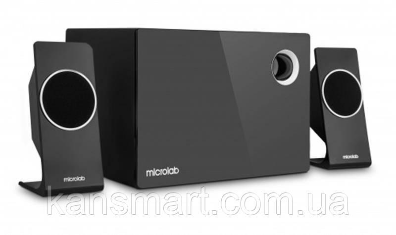 Акустическая система Microlab M-660 Black/Silver