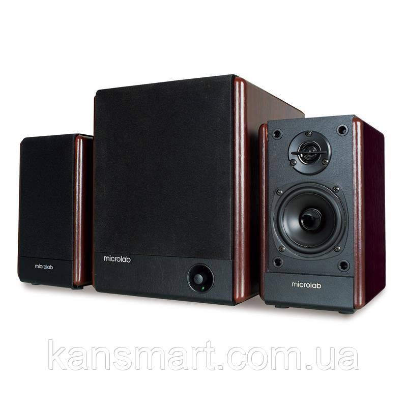 Акустична система Microlab FC-330 Black Wooden
