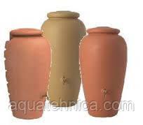 Декоративная емкость для дождевой воды амфора 300 л