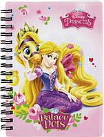 Блокнот пласт обкл., сп., 80арк., А6 Princess