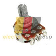 Резистор переменный WH148-1A-1 B  20кОм 3pin угловой