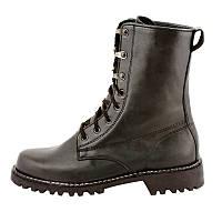 Ботинки с высокими берцами (ОМОН) Полигон