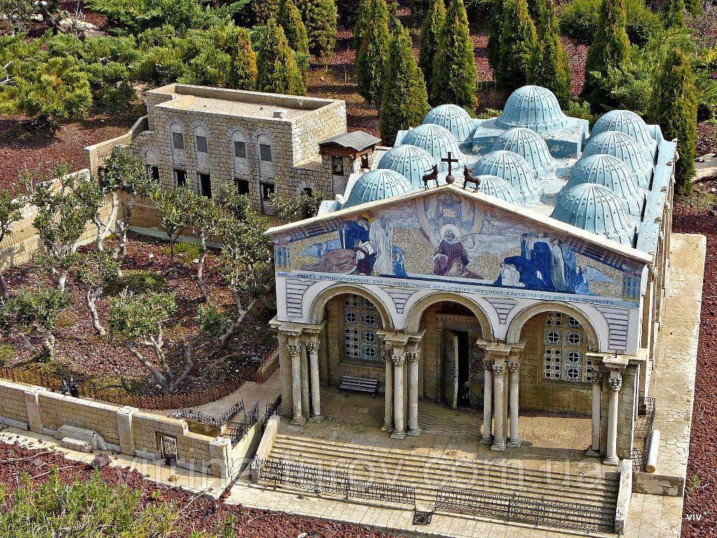 """Экскурсионный тур в Израиль """"Колыбель 3-х религий"""" на 8 дней / 7 ночей"""