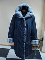 Зимняя куртка для женщин большого размера, фото 1