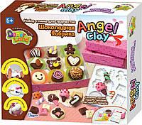 Набор мягкой глины Angel Clay Шоколадная мастерская AA13081