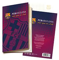 Блокнот тверда обкл., 80арк., А5- Barcelona