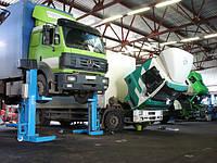 Ремонт и диагностика грузовых автомобилей