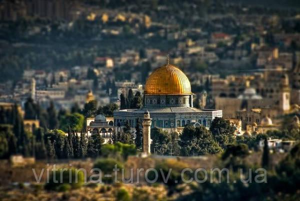 """Экскурсионный тур в Израиль """"Путешествие по морям"""" на 11 дней / 10 ночей"""