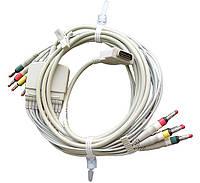 Кабель для кардиографа MAC1200
