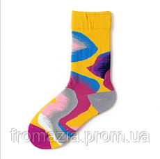 Носки MavkaSocks яркие и стильные Арт 1 пара