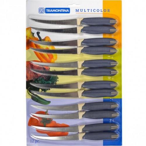 Набір кухонних ножів, 12шт. Трамонтина ( Tramontina )
