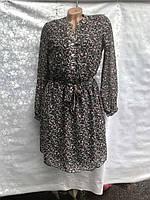 Сукня жіноча Розміри 42-44-46-48(4шт) ростовкою Тканина - шифон+підклад, фото 1