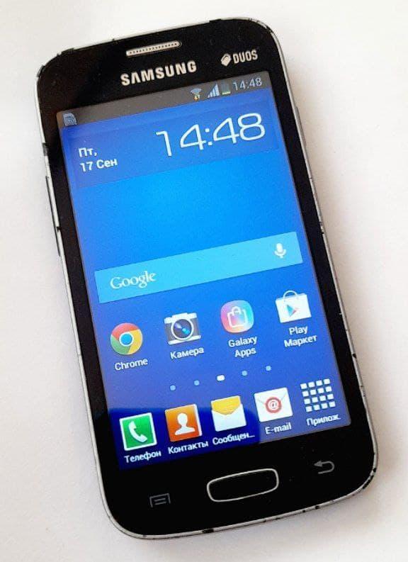 Смартфон Samsung GT-s7262 duos  б.у.