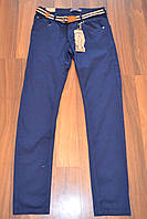 Коттоновые брюки для мальчиков подростков.Размеры 134-164 см.Фирма TAURUS,Венгрия, фото 1