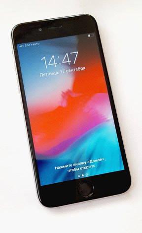 Смартфон Apple iPhone 6 16gb б.у original, фото 2