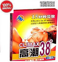 Возбуждающий препарат для женщин Климакс 38 (6шт. в упаковке, капли)