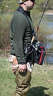 Держатель удилища Stakan 3.1 + рыболовная сумка спиннингиста!