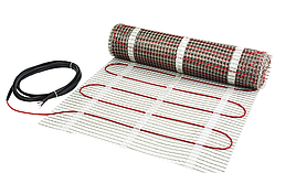 Двужильный мат для электрического теплого пола 10 м ( 5 м.кв) DEVIcomfort 150T