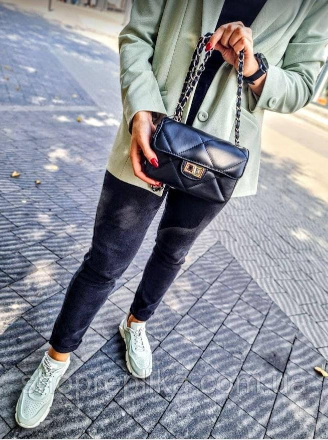 Женские сумки через плечо кросс боди Италия Люкс качество клатч кожаный черный женский Итальянский