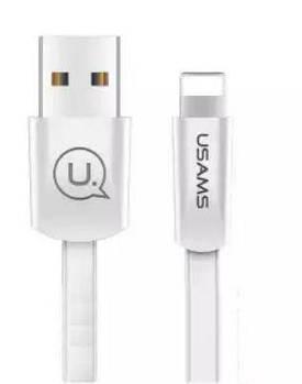 Дата кабель USAMS US-SJ199 USB to Lightning 2A (1.2 m)