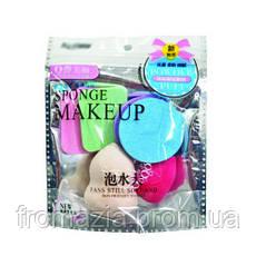 Набор спонжей для макияжа Professional Make