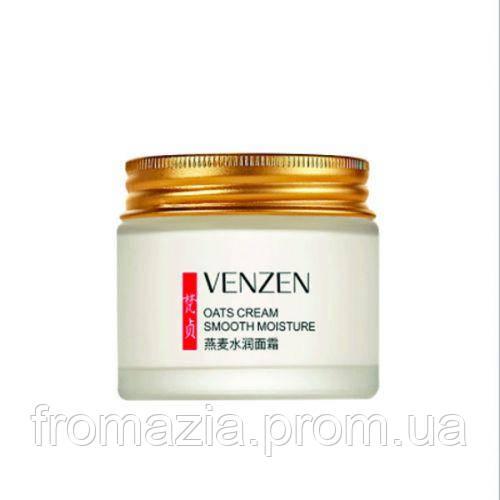 Крем для обличчя з вівсом і мінеральними маслами 70г