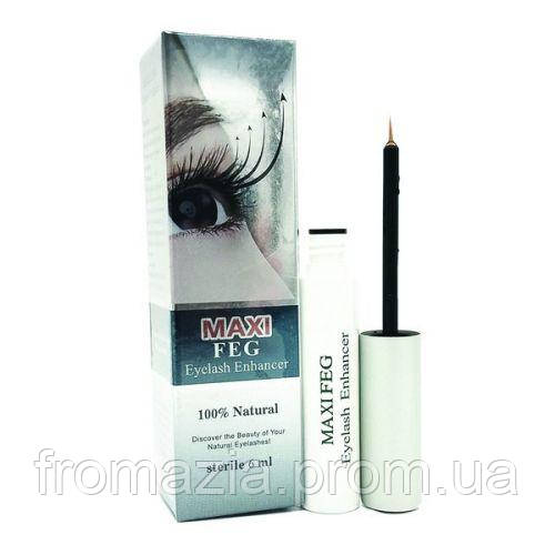 Сироватка для вій FEG MAXI Eyelash Enhancer. 6мл.