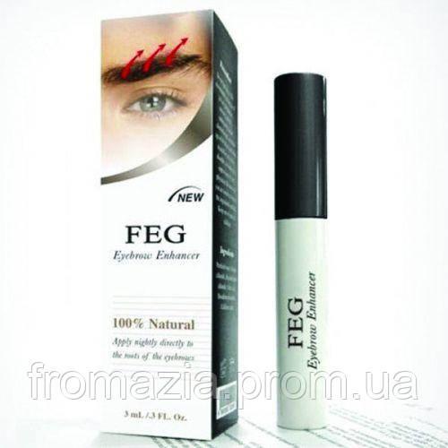 Сироватка для активації росту брів FEG Eyebrow Enhancer. 3мл.