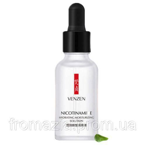 Сыворотка для лица Venzen Nicotinamide,15мл
