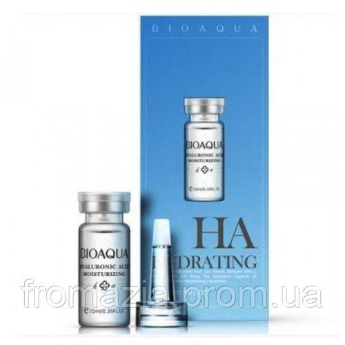 Сироватка з гіалуроновою кислотою і екстрактом алое, BIOAQUA 10 мл