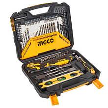 Набір інструменту універсальний 86 предметів INGCO