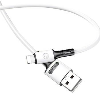 Дата кабель USAMS US-SJ434 U52 USB to Lightning (1m)